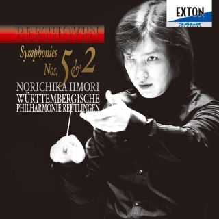 ベートーヴェン: 交響曲第 5番「運命」&第 2番