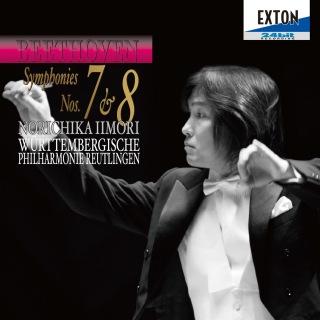 ベートーヴェン: 交響曲 第 7番 & 第 8番
