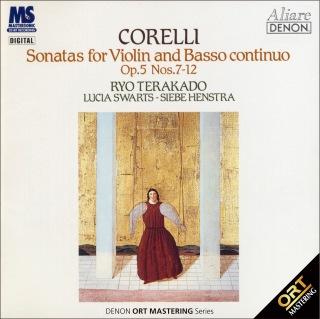 コレッリ:ヴァイオリンと通奏低音のためのソナタ集 (ORT)(24bit/96kHz)