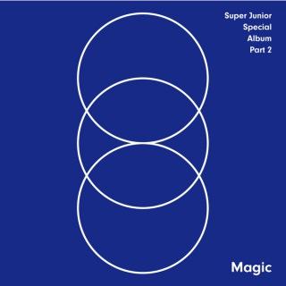 MAGIC - SUPER JUNIOR SPECIAL ALBUM PART.2