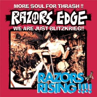RAZORS RISING!!!!