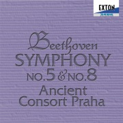ベートーヴェン 交響曲第 5番 &第 8番 (弦楽五重奏版)