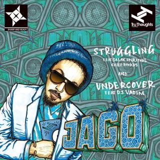 Struggling feat. Galak Spiritual & Chief Rockas / Undercover feat. DJ Vadim