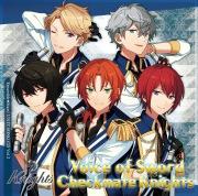 「あんさんぶるスターズ!」ユニットソングCD Vol.2「Knights」 Voice of sword/Check mate Knights