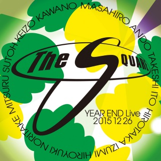 THE SQUARE YEAR END Live 20151226 (PCM 96kHz/24bit)