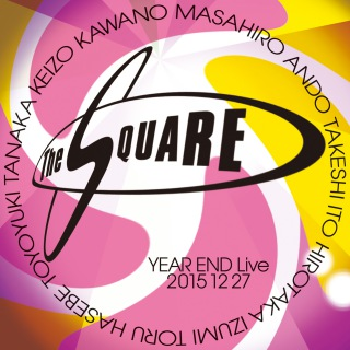 THE SQUARE YEAR END Live 20151227 (PCM 96kHz/24bit)