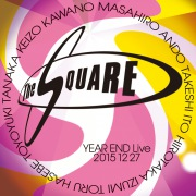 THE SQUARE YEAR END Live 20151227  (DSD 2.8MHz/1bit+mp3)