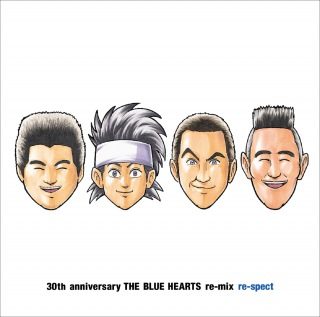 THE BLUE HEARTS re‐mix re‐spect