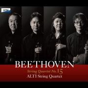ベートーヴェン:弦楽四重奏曲 第 15番