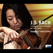 J.S.バッハ:無伴奏ヴァイオリン・ソナタ、パルティータ (2枚組)