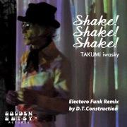 Shake! Shake! Shake! (electro funk remix by D.T.Construction)(24bit/48kHz)