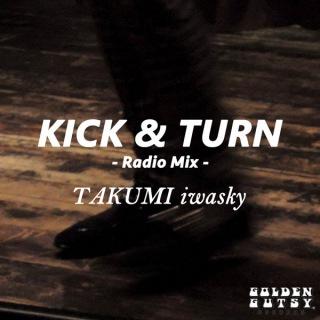 KICK&TURN (radio mix)(24bit/48kHz)