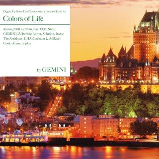 Colors of Life by GEMINI(24bit/48kHz)