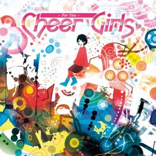 Cheer Girls -For You-(24bit/48kHz)