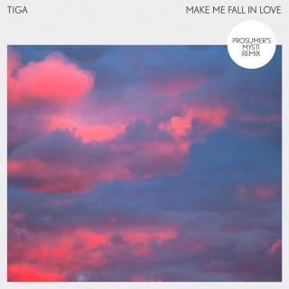 Make Me Fall In Love  (Prosumer's Mysti Remix)(24bit/44.1kHz)