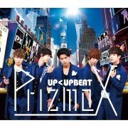 UP<UPBEAT(チーク盤)