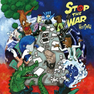 STOP THE WAR(24bit/96kHz)