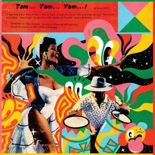 Tam Tam Tam Reimagined(24bit/44.1kHz)