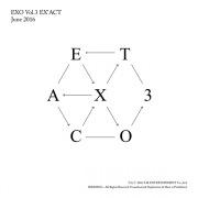 'EX'ACT - The 3rd Album