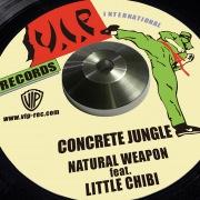 CONCRETE JUNGLE feat. LITTLE CHIBI -Single