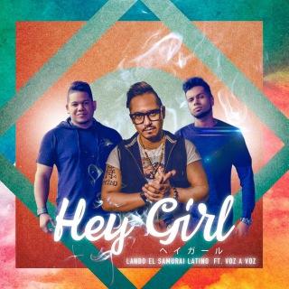 Hey Girl feat. Voz a Voz