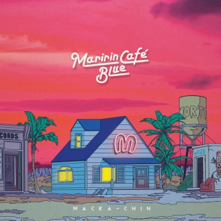 MARIRIN CAFE BLUE