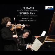 バッハ:ヴァイオリンとピアノのためのソナタ 第 3番、シューマン:ヴァイオリンとピアノのためのソナタ 第 2番