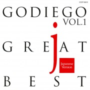 GODIEGO GREAT BEST Vol.1 -Japanese Version- (24bit/96kHz)