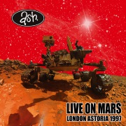 LIVE ON MARS LONDON ASTORIA 1997