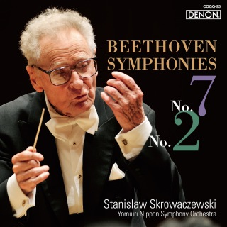 ベートーヴェン:交響曲第7番・第2番 (24bit/96kHz)