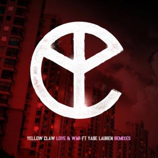 Love & War (feat. Yade Lauren) Remixes