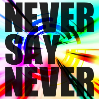 NEVRE SAY NEVER Type-B