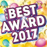 THE BEST AWARD 2017