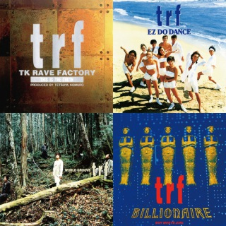 TRF - early years remaster -