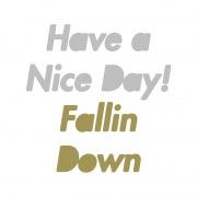 Fallin Down(24bit/48kHz)