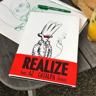 REALIZE feat. AZ.CATALPA