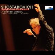 ショスタコーヴィチ:交響曲 第 6番 & 第 9番