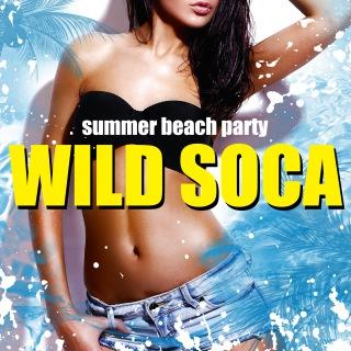 WILD SOCA -SUMMER BEACH PARTY-
