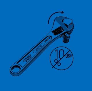 10% roll, 10% romance