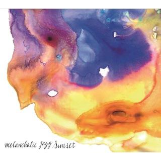 Melancholic Jazz Sunset