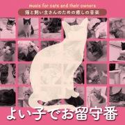 猫と飼い主さんのための癒しの音楽~よい子でお留守番~