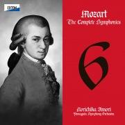 モーツァルト 交響曲全集 No.6 (PCM 96kHz/24bit)