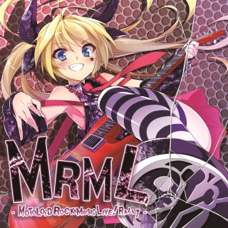 MRML-MOtOLOiD Rock Music Live!Rally-