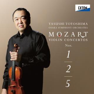 モーツァルト: ヴァイオリン協奏曲 第 1番、第 2番、第 5番 「トルコ風」