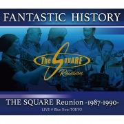 FANTASTIC HISTORY / THE SQUARE Reunion -1987-1990- LIVE @Blue Note TOKYO (DSD 5.6MHz/1bit)