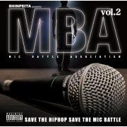 Shinpeita Presents: M.B.A - Mic Battle Association, Vol. 2
