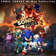Sonic Forces Hi-Res Collection