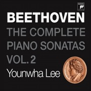 L.V.Beethoven The Complete Piano Sonatas Vol.2_1