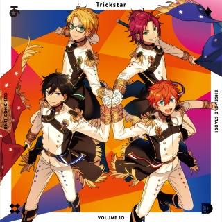 あんさんぶるスターズ! ユニットソングCD 第3弾 vol.10 Trickstar
