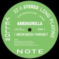 GREEN QUEEN × PARKGOLF